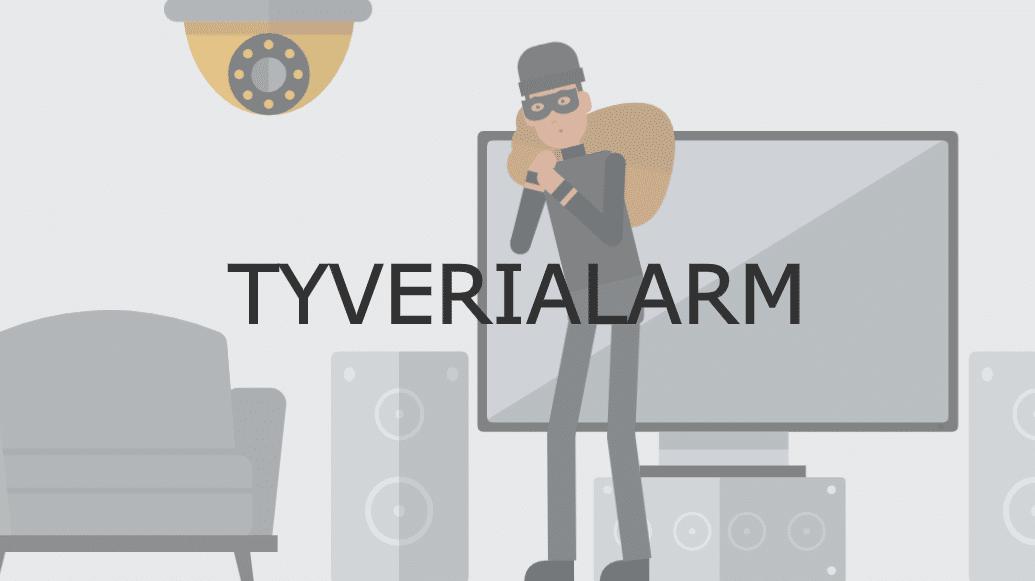 Lytzen Alarm Tyverialarm